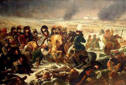 Napoleon at Eylau