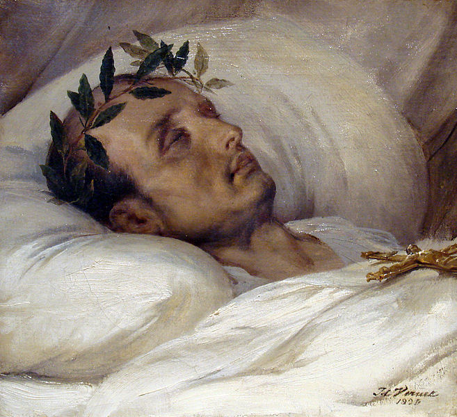 Napoleon in Death