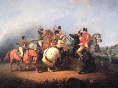 Battle of Hannah's Cowpens