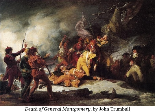 death of montgomery